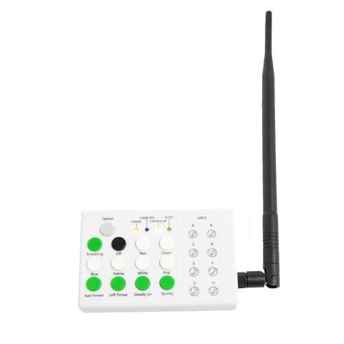 Controlador-Pulseira-Led-Rf-6-Cores--200Mts