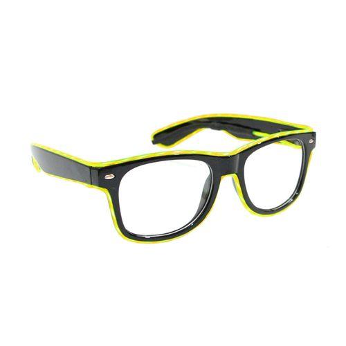 Oculos-Borda-Neon-Chasing-Lente-Transparente-C--Controlador-A-Pilha-Verde-Limao-1