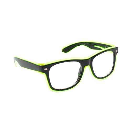 Oculos-Borda-Neon-Lente-Transparente-C--Contralador-A-Pilha-Verde-Limao-1