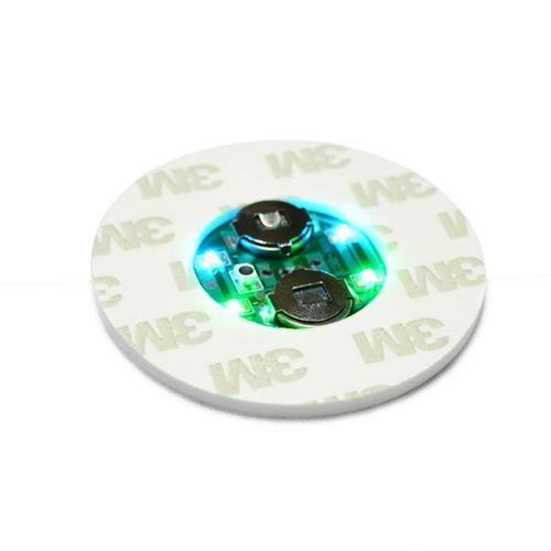 Porta-Copos-Base-Adesivada-Led-Multi-Color-6Cm-1