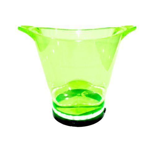 Balde-De-Gelo-45L-Com-Led-Verde-Neon
