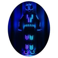 Conjunto-Roupa-Com-Luz-Led-Tc-0158---Capacete----Bateria-Recarregavel-10000Mah---Controle-Rf-1
