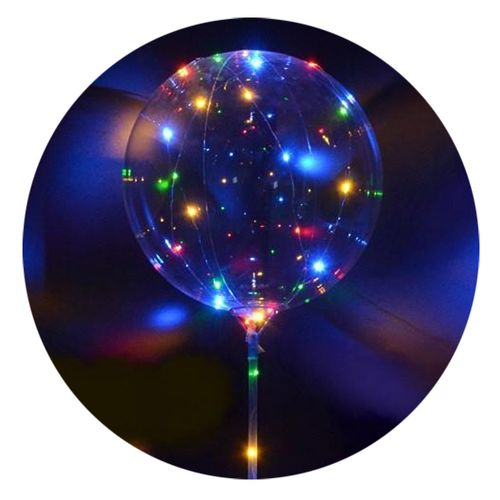 Balao-Bubble-transparente-Com-Fio-Led-Multi-Color-1