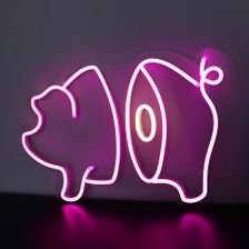 placa-neon-led-porquinho-pork-bacon_1