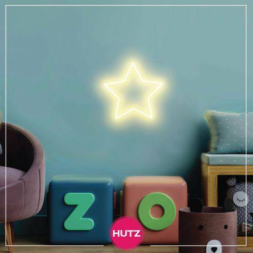 placa-neon-star