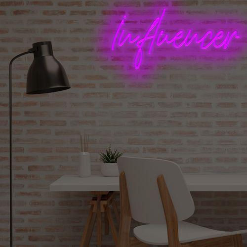 letreiro-neon-led-roxo-influencer-10-letras