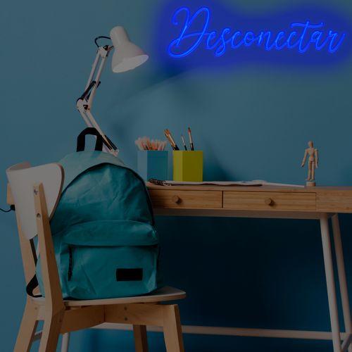 letreiro-de-neon-led-personalizado-azul-palavra-desconectar-com-11-letras