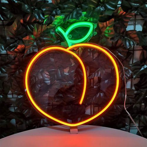 placa-neon-led-pessego-2