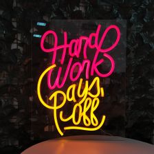 placa-neon-led-hard-work-2