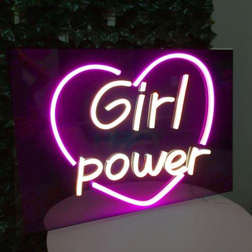 Letreiro_Neon_Led_Girl_Power